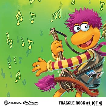Fraggle Rock Returns with New Mini at BOOM Studios Featuring Jared Cullum in May