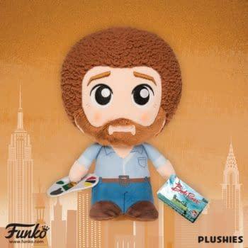 Funko Toy Fair Reveals Part 2: IT, Tomb Raider, Gossip Girl, Potter, and Bob Ross!