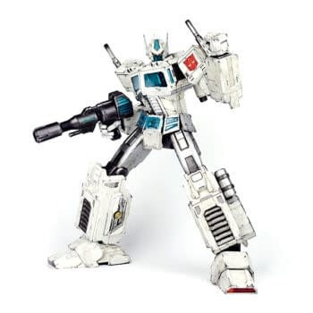 Change Colors and Roll Out: We Review The G1 Ultra Magnus from ThinkGeek