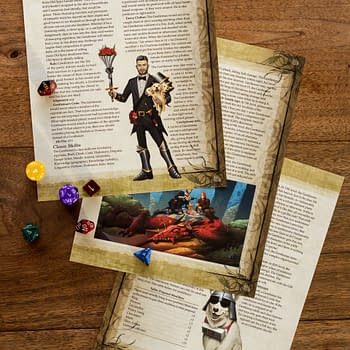 Old Spice Creates Their Own D&#038D Character Class: The Gentleman