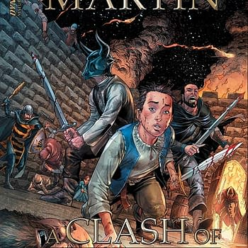 Writers Commentary: Landry Q. Walker on George R. R. Martins A Clash of Kings #8