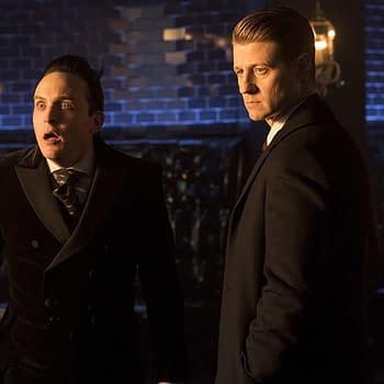 Gotham Season 4: Gordon and Fox Take on the Toy Master