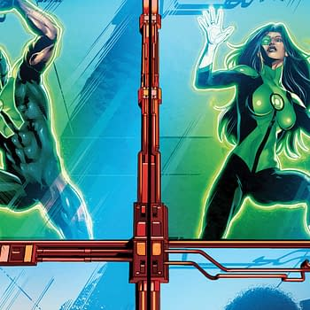 Green Lanterns #40 Review: An Interesting New Arc About Online Dating and Human Trafficking