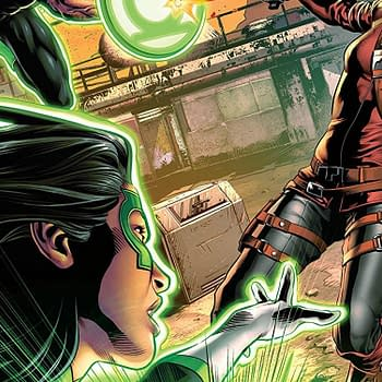 Green Lanterns #41 Review: Noticeably Padded with Underwhelming Art