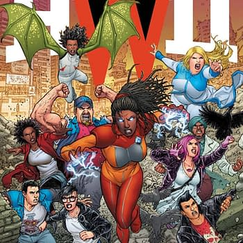 Harbinger Wars 2 Begin Plus Enroll in Valiant High: Valiant Entertainment May 2018 Solicits