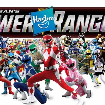 Power Rangers Toy License Leaves Bandai for Hasbro in Shocking Move