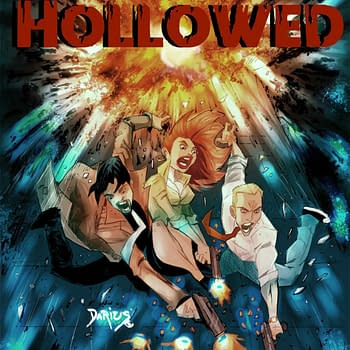 Hollowed: A Sci-Fi/Horror/Comedy/Detective Experience