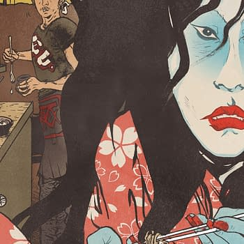 Hungry Ghosts #1 Review: Taps into Deep Cultural History But Not Fear or Intrigue