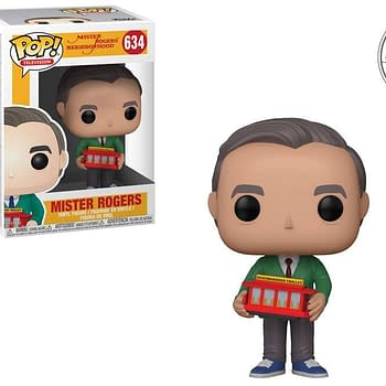 Funko Toy Fair Reveals Part 3: Mister Rogers Bendy Overwatch Weird Al and Atomic Blonde