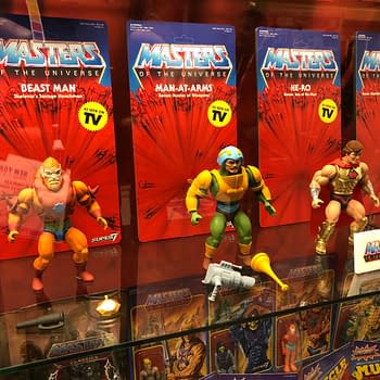 Toy Fair New York: Super 7 Booth Surprises With Transformers, Universal Monsters, and More