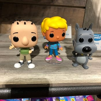 Toy Fair New York: Funko Booth Debuts New Savage Land Figures, Pops