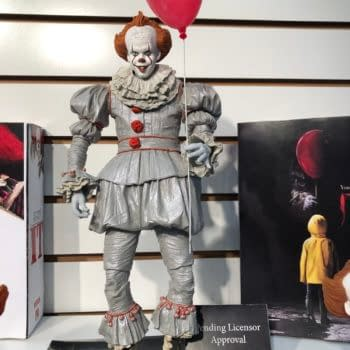 Toy Fair New York pennywise