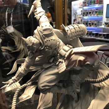 Toy Fair New York: Good Smile Brings Disney TMNT Naruto and Batman to Show Off