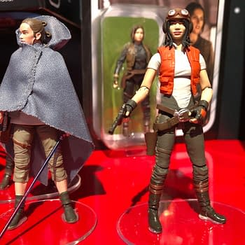Toy Fair New York: Star Wars Black Series Solo and How Much Do You Want a Sail Barge