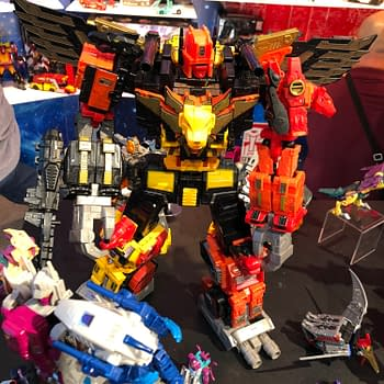 Toy Fair New York: Transformers Introduces New Animated Series Figures Predaking at Presentation