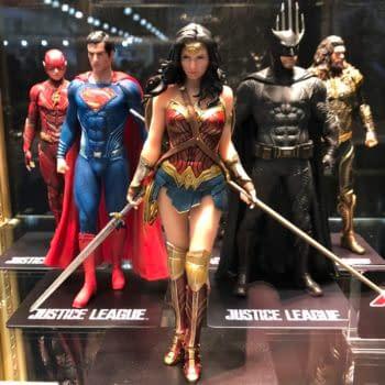 Toy Fair New York: Kotobukiya Continues to Impress