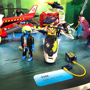 Toy Fair New York: Playmobil Shines with Ghostbusters, Dragons, World Cup, and Monsters!