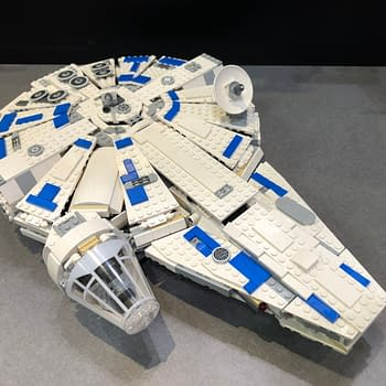 Toy Fair New York: 140+ Shots From the LEGO Booth Star Wars Minecraft Jurassic World and More