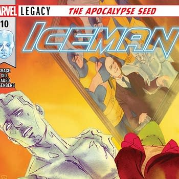 Iceman #10 Review: A Good Story Despite its On-the-Nose Moral