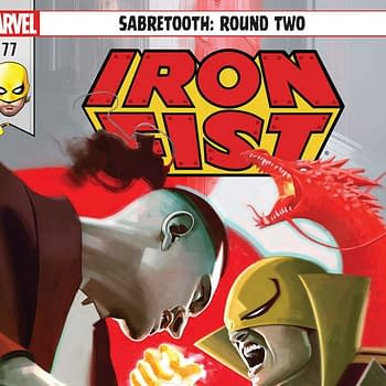Iron Fist #77 Review: The Epic Finale to Sabretooth Round Two