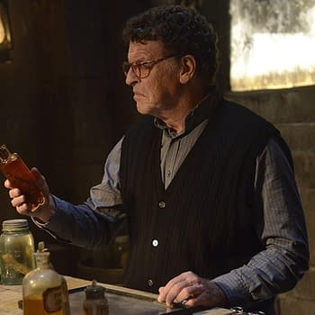 Legends of Tomorrow Season 3: John Noble the Voice of Mallus to Appear as Himself