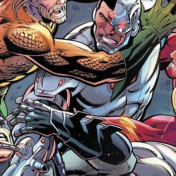 Justice League #39 Review: Slow but Gets Back to the Intrigue