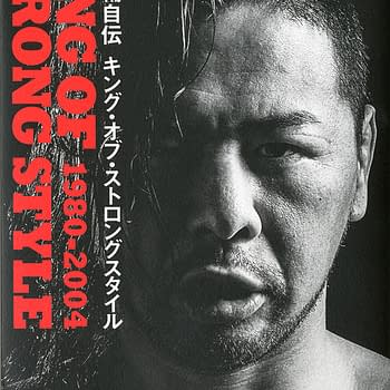 Viz to Publish Autobiography of WWE Superstar Shinsuke Nakamura