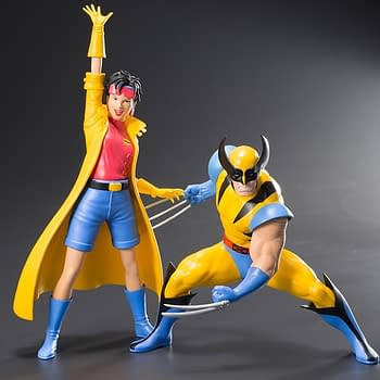 Wolverine and Jubilee X-Men Statue Pack Coming From Kotobukiya