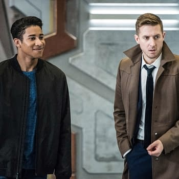 Legends of Tomorrow Season 3: Wally West and Rip Hunter Bond Over Alcohol and Misery