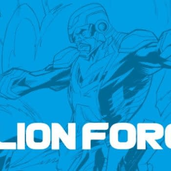 Lion Forge and Madefire Sitting in a Tree, K-I-S-S-I-N-G…