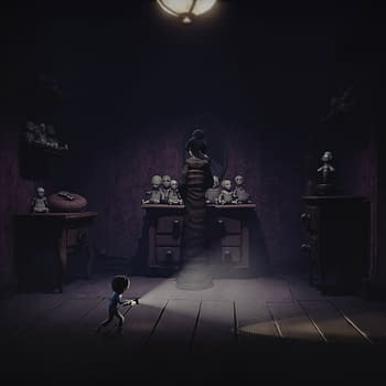 Bandai Namco Releases The Residence DLC for Little Nightmares