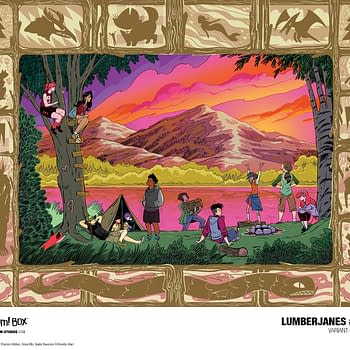 Lumberjanes to Celebrate 50 Issue Milestone in May with Wraparound Foil Variant