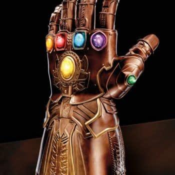 Hasbro Reveals a Wearable Infinity Gauntlet From Marvel Legends