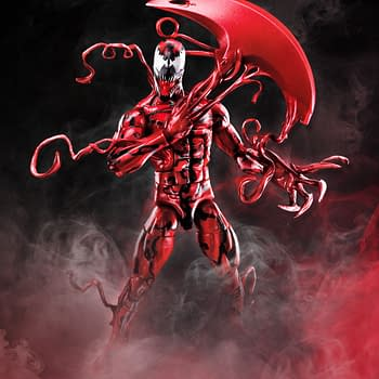 Venom and Carnage Galore From Hasbro This Fall. Including New Marvel Legends