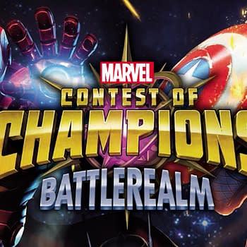 Upper Deck are Working on Tabletop Game Marvel Contest of Champions: Battlerealm