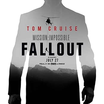 The Mission: Impossible Fallout Trailer is Here