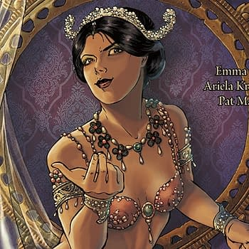 Mata Hari #1 Review: An Interesting Dive into an Obscure Historical Figure