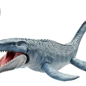 New York Toy Fair- Jurassic World Toys From Mattel Revealed