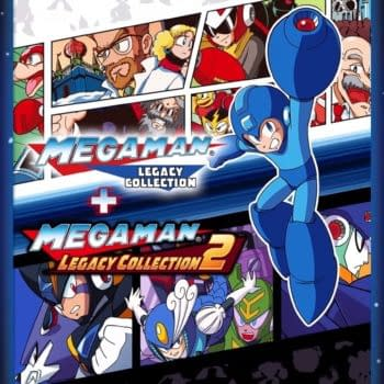 Capcom Announce Mega Man Legacy Collection For Nintendo Switch