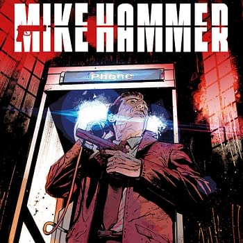 Mike Hammer Gets a New Comic Book Series for Mickey Spillanes 100th Birthday