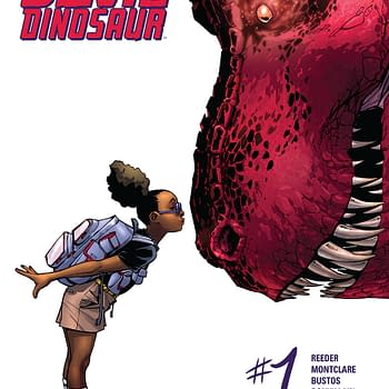 Moon Girl and Devil Dinosaur Are Getting a Television Show