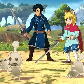 Go Behind the Scenes of Ni No Kuni II to Talk Graphics Lighting and Roland