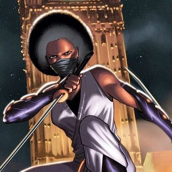 Ninja-K #4 (Late) Review: Character Insight and an Awesome Cast Addition