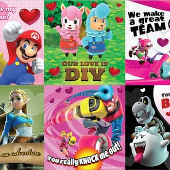 In Case You Need More Valentines Nintendo Has Your Back