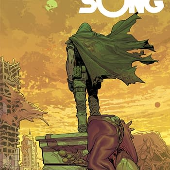 Robert Kirkman Sings His Oblivion Song at Image Expo 2018