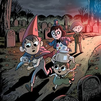 Over the Garden Wall Returns with New OGN from Jonathan Case and Jim Campbell