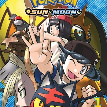 The Pokemon Sun and Moon Adventure Begins: VIZ Media May 2018 Solicits