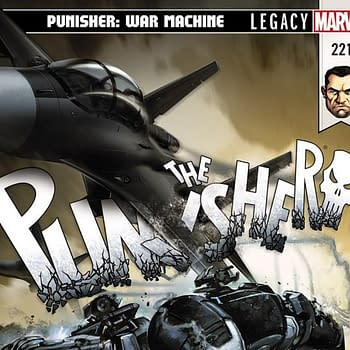 The Punisher #221 Review: Surviving by Chance but Still Coming Out on Top