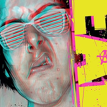 Punks Not Dead #1 Review: An Ironically Lively Comic