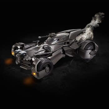 Tell Me, Can You Drive? We Review The Ultimate Justice League Batmobile
